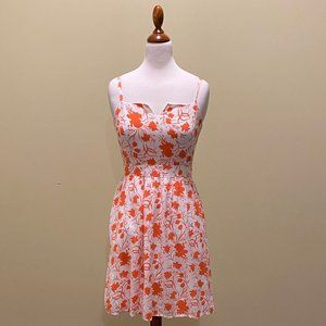 Emmelee Floral Dress Size S